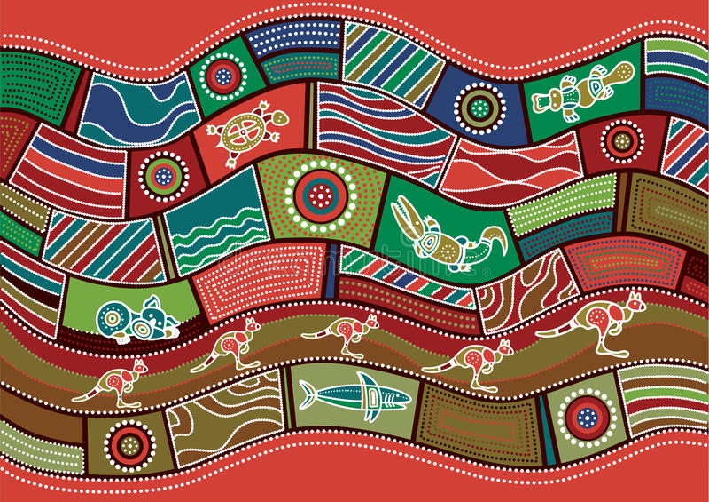Australisch patroon