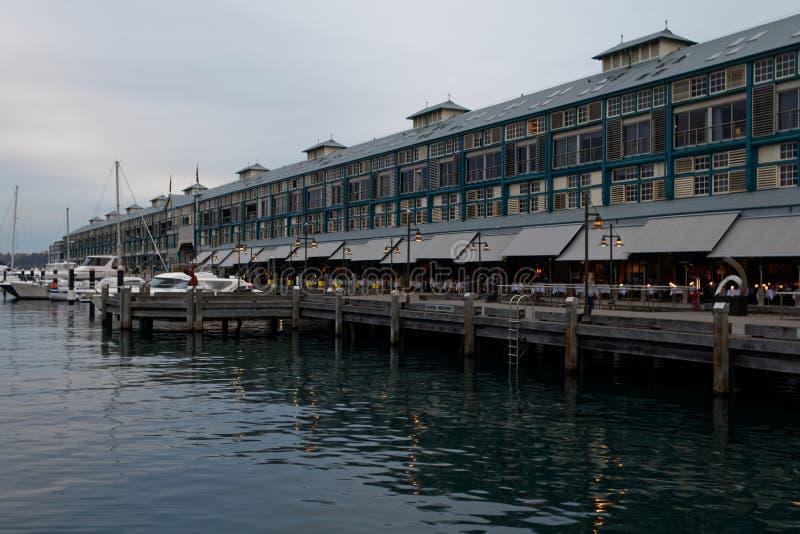 Australische architectuur, Sydney - 03 royalty-vrije stock foto
