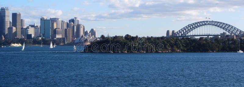 Australische Marksteine und Architektur lizenzfreie stockbilder