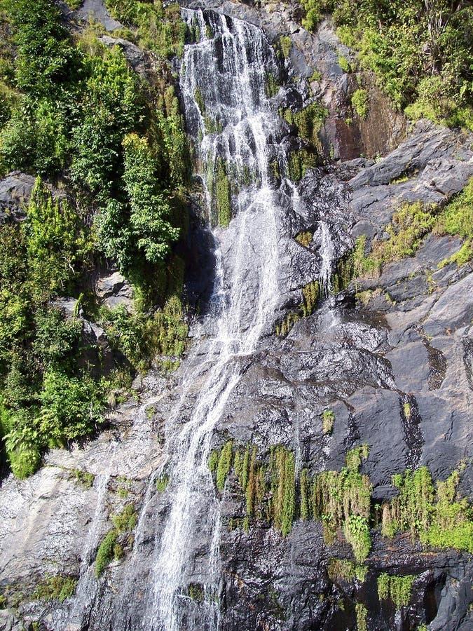 Australische waterval stock fotografie
