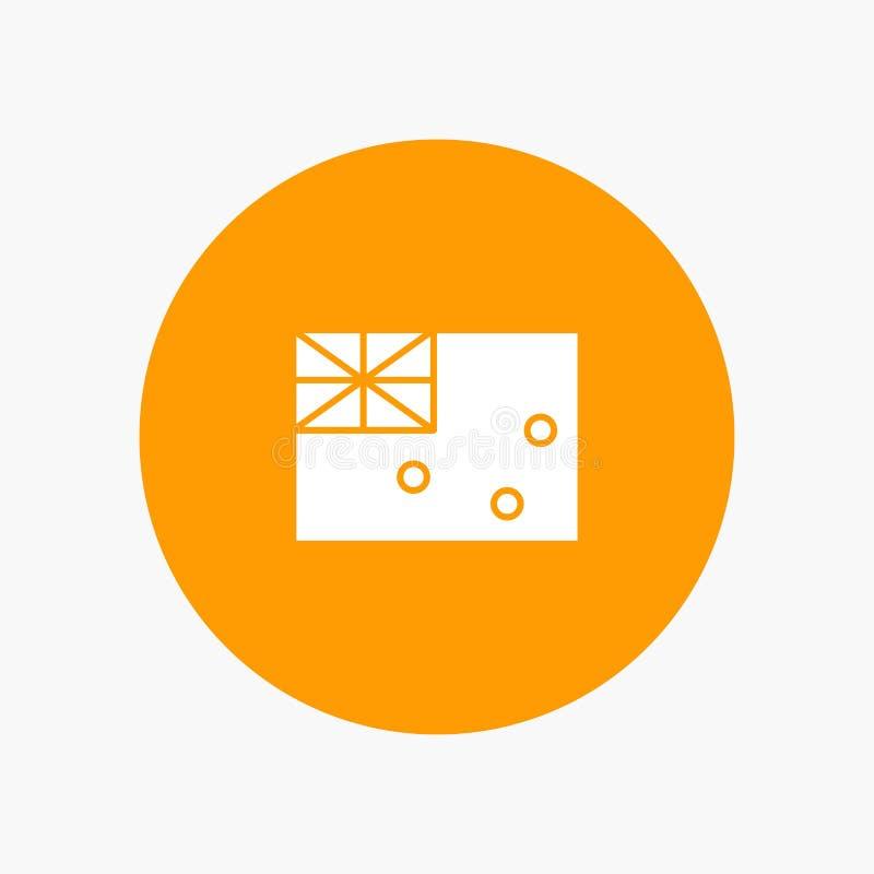 Australiskt Australien, land, flagga stock illustrationer