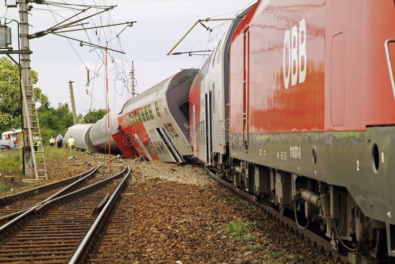 Austria_accident foto de stock royalty free