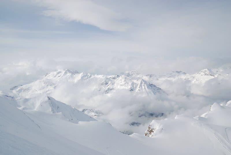 Download Austria. Alps. Kaprun Glacier Ski Resort Stock Image - Image of snowcat, glacier: 12092479