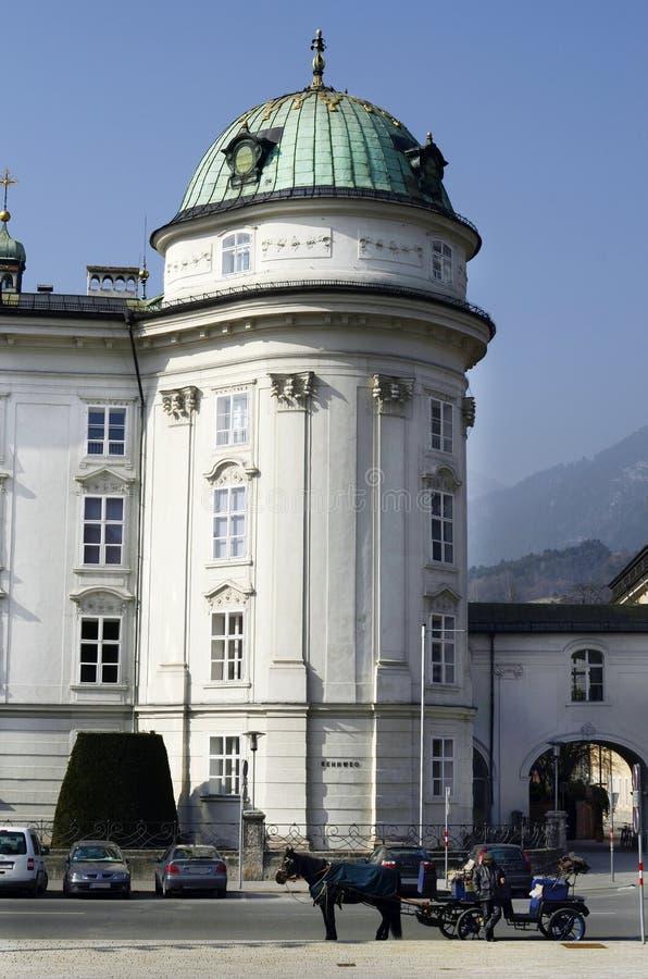 Austria, el Tyrol, Innsbruck foto de archivo libre de regalías