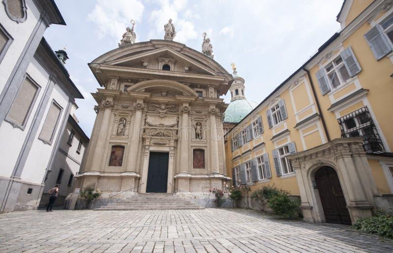 Austria, Graz mauzoleum cesarz Ferdinand II zdjęcia royalty free