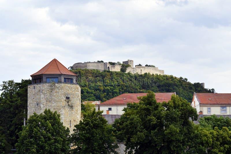 Austria, Hainburg on Danube royalty free stock photography