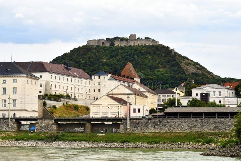 Austria, Hainburg on Danube royalty free stock photos