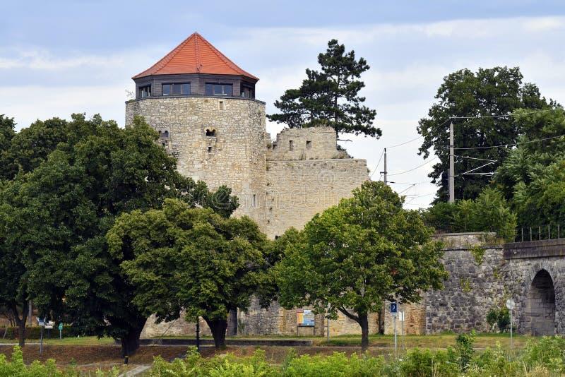 Austria, Hainburg on Danube royalty free stock images
