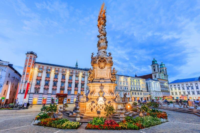 austria Linz obraz royalty free