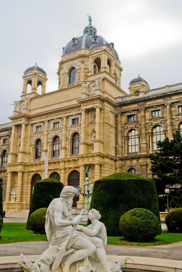 austria muzeum Vienna fotografia royalty free