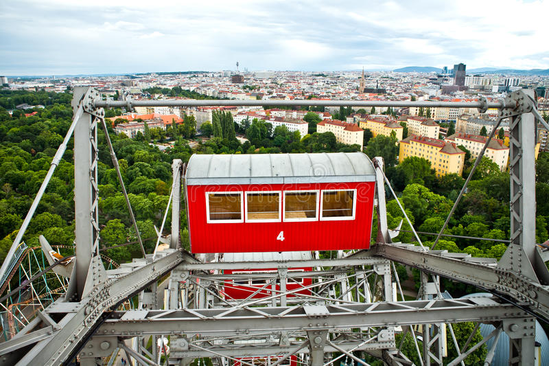 austria plociuch Vienna obraz royalty free