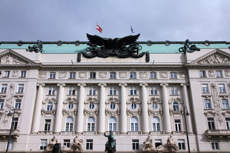 Austria rząd obraz royalty free