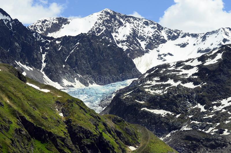 Austria, Tirol, Kaunertal royalty free stock image