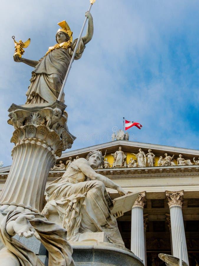 Download Austria, Vienna, Parliament Stock Image - Image: 34427287