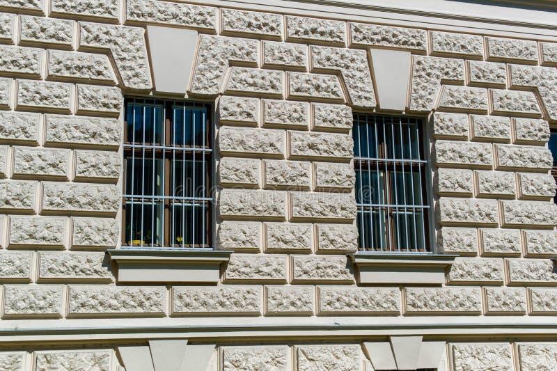 Austria, wels, jusitzanstalt. The gef?ngins the prison in wels in upper austria, austria royalty free stock image