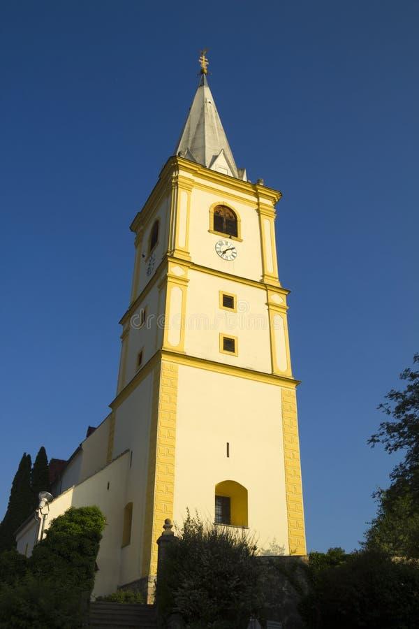 Austriacki kościół obraz stock