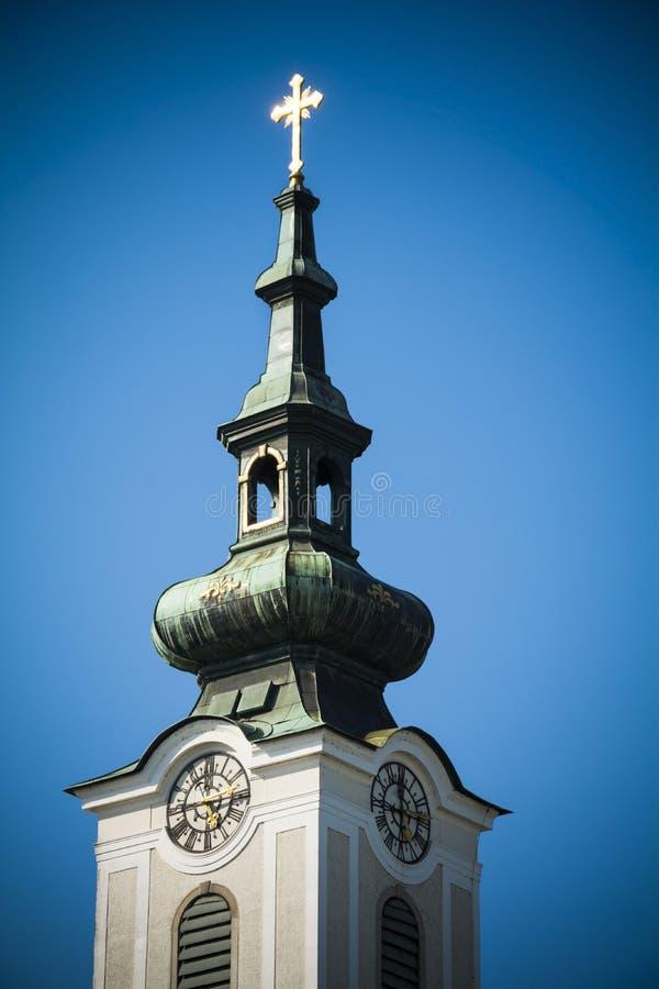 Austriacki kościół obraz royalty free