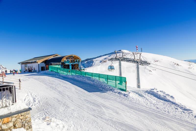austriackich alp zdjęcie stock
