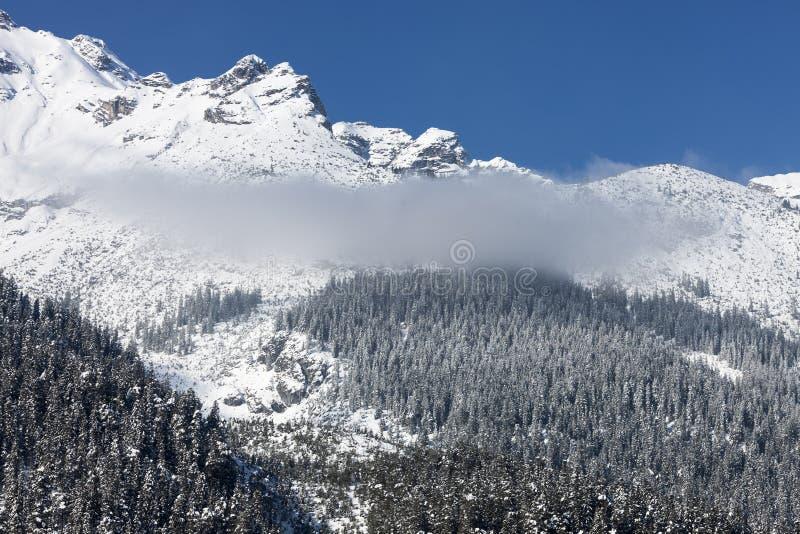 Download Austriackich alp obraz stock. Obraz złożonej z chmury - 57655547