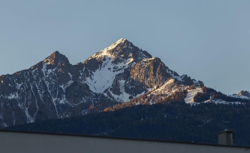 austriackich alp zdjęcia stock