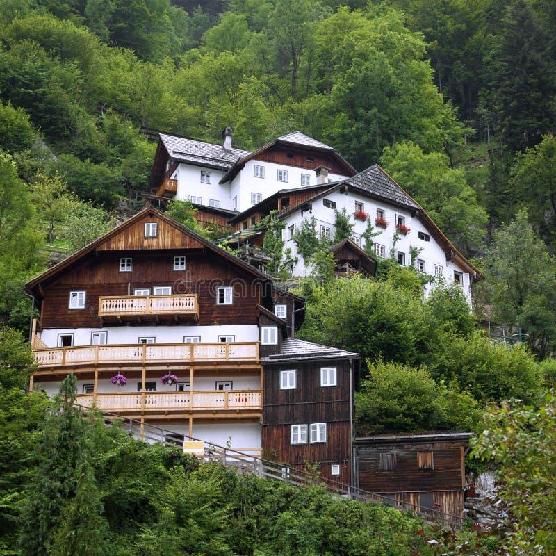 Austriaka krajobraz zdjęcia stock