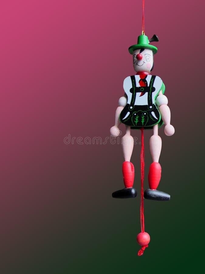 Austrian puppet