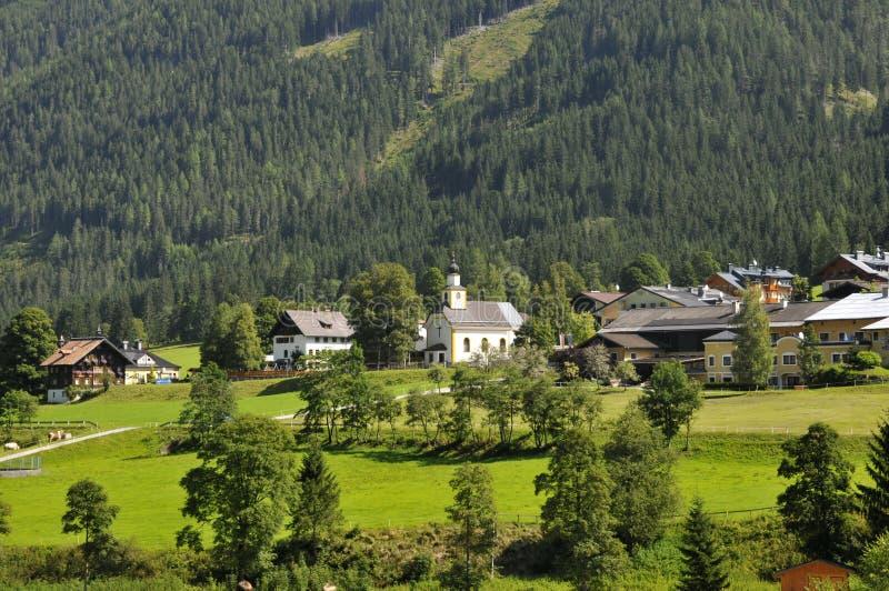 Download Austrian village stock photo. Image of austrian, traveling - 23937518