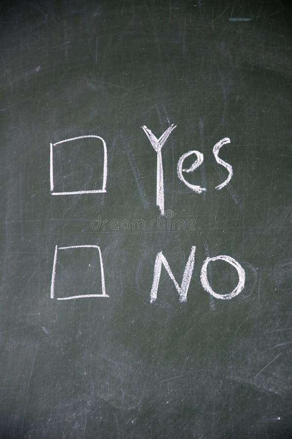 Auswahlfragen stockbild