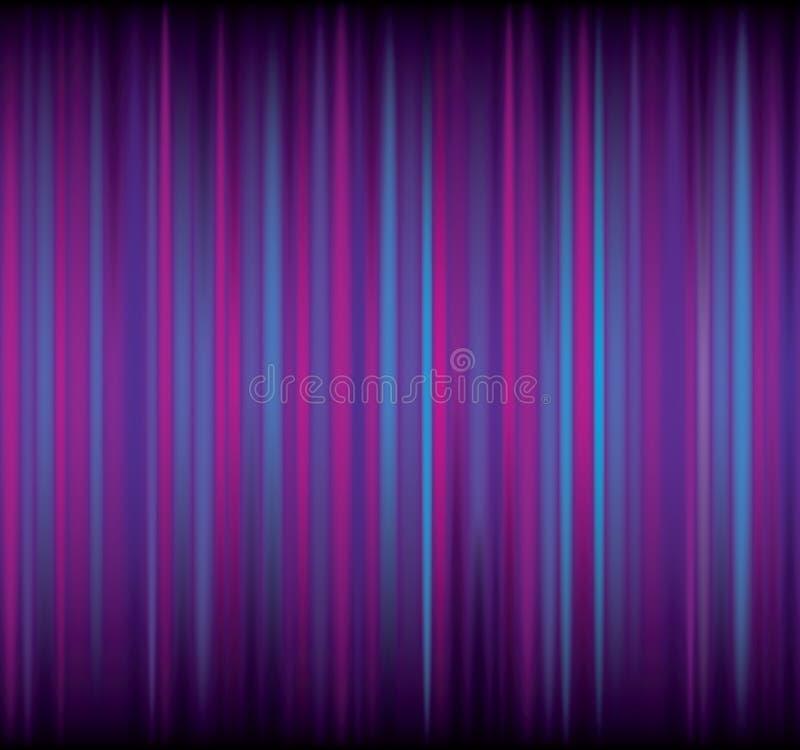 Auszug farbiger Hintergrund lizenzfreie abbildung