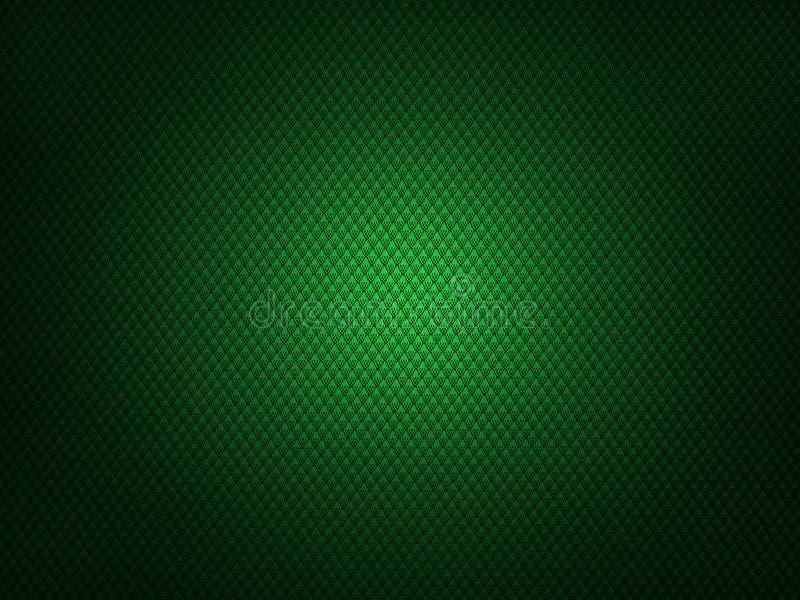 Auszug farbiger Hintergrund Schwarze Flecke auf Grün lizenzfreie stockfotos