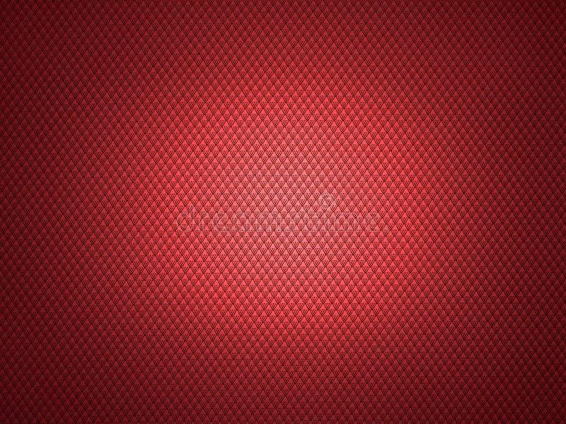 Auszug farbiger Hintergrund Schwarze Flecke auf Rot stockbild