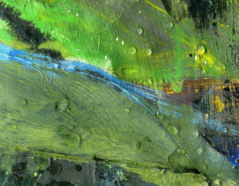 Auszug gemalter Hintergrund lizenzfreie stockfotografie