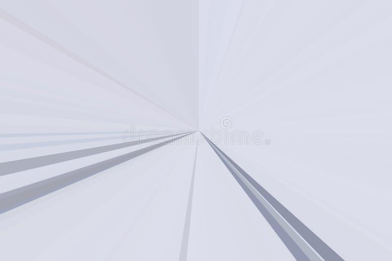Auszug rays Hintergrund Buntes Streifenstrahlnmuster Moderne Tendenzfarben der stilvollen Illustration stockbilder