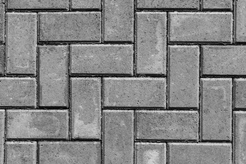 Auszug strukturierter Hintergrund Abstrakter grauer Pflasterungshintergrund stockfotos