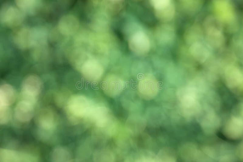 Auszug unscharfer grüner Hintergrund stockfotos