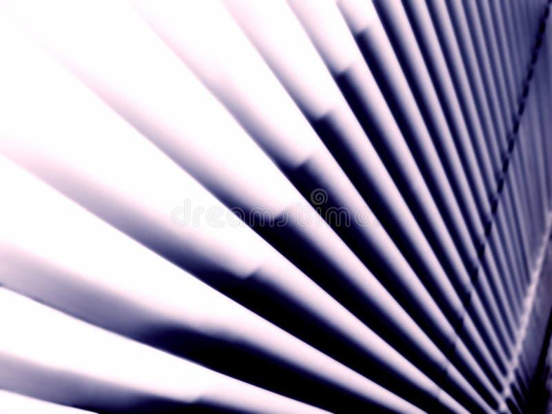 Auszug zeichnet steife Vorhänge lizenzfreies stockfoto