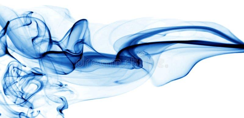 Auszugshintergrund des blauen Wassers stockbild