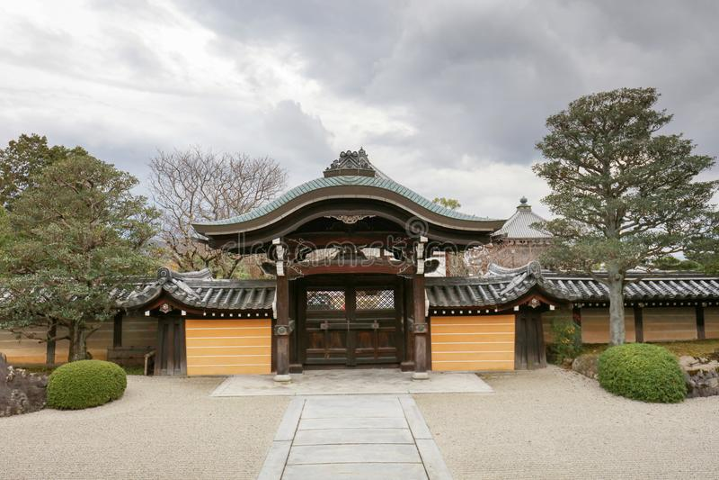 Autam в виске Киото Konkai Komyoji стоковые изображения rf