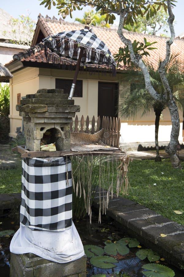 Autel Bali images libres de droits
