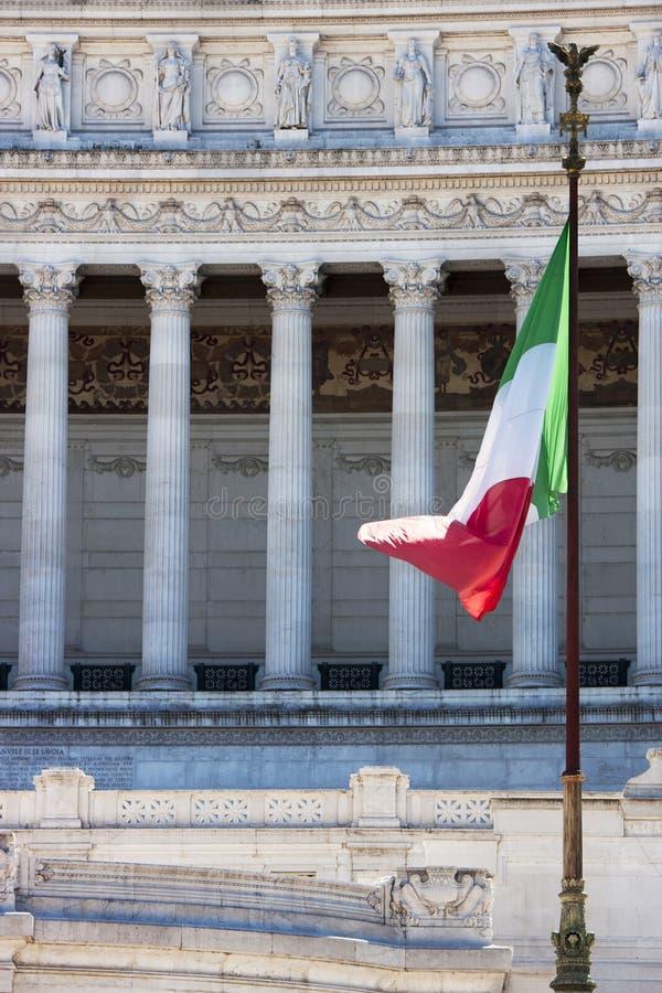 Autel de la patrie (Piazza Venezia - Roma) image libre de droits