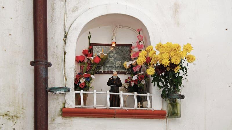 Autel italien de maison photos stock