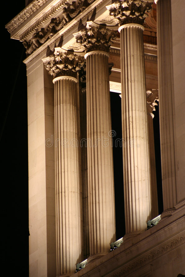 Autel Rome de patrie de temple photos stock