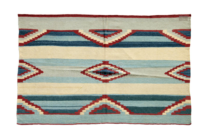Autentyczny handmade Turecki dywan obrazy royalty free