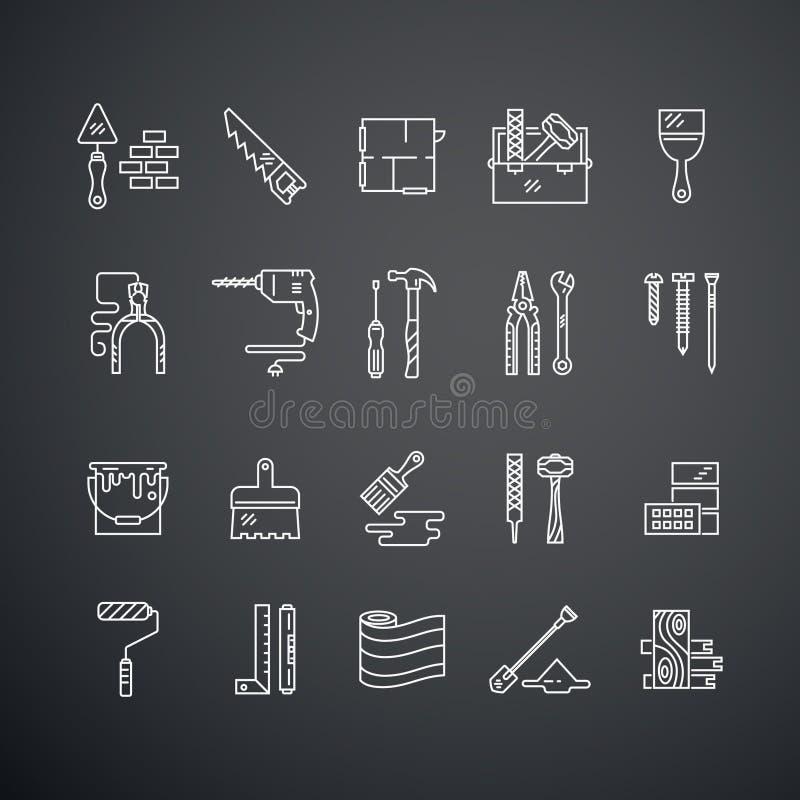 auteursillustratie in vector stock illustratie