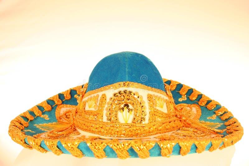 Authentieke Mexicaanse Hoed stock afbeeldingen