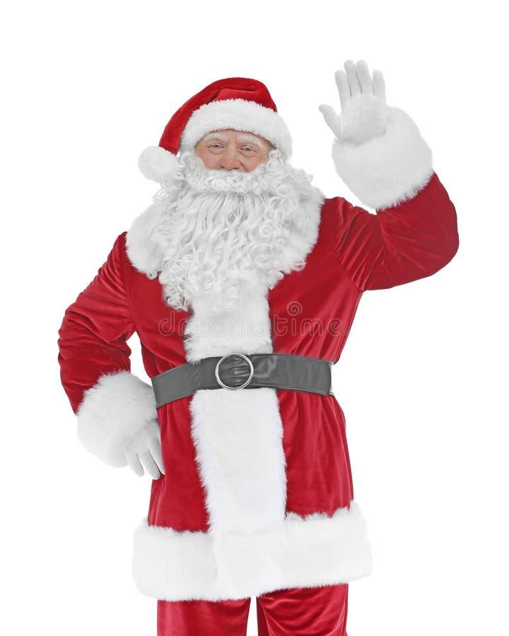 Download Authentieke Santa Claus stock foto. Afbeelding bestaande uit claus - 107703170