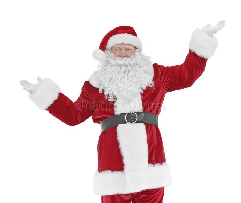 Download Authentieke Santa Claus stock afbeelding. Afbeelding bestaande uit mens - 107703185