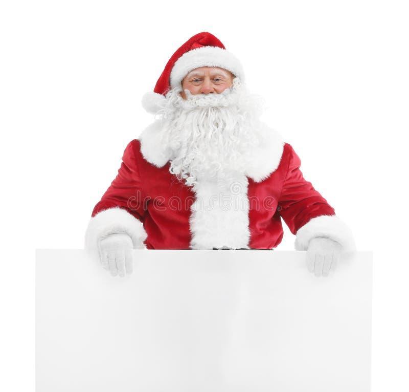 Download Authentieke Santa Claus Met Affiche Stock Foto - Afbeelding bestaande uit karakter, giften: 107703188