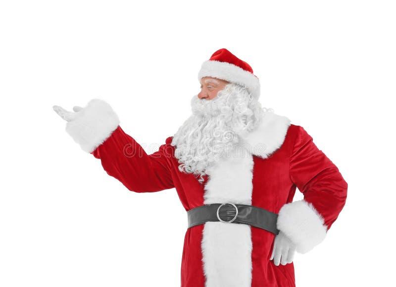 Download Authentieke Santa Claus-status Stock Afbeelding - Afbeelding bestaande uit vrolijk, kerstmis: 107703117