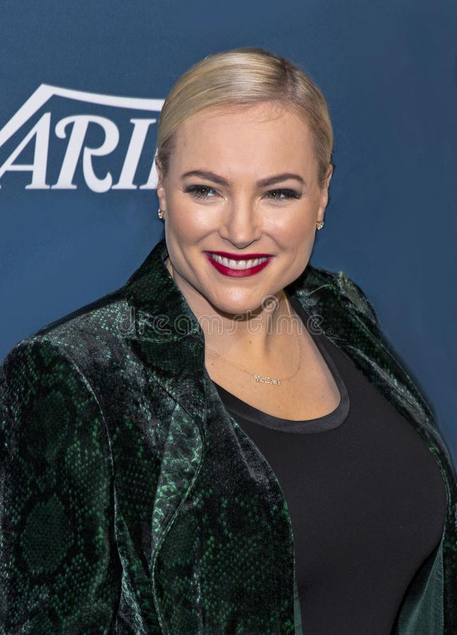 Meghan McCain  at the Variety 3rd Annual Salute to Service stock photos